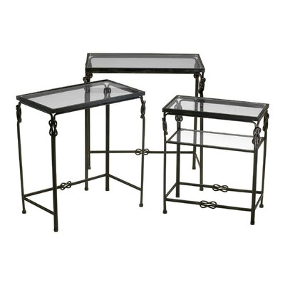 Dupont Occasional 3 Piece Nesting Tables