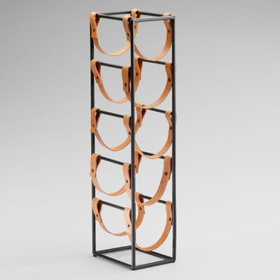 Brighton 5 Bottle Tabletop Wine Rack
