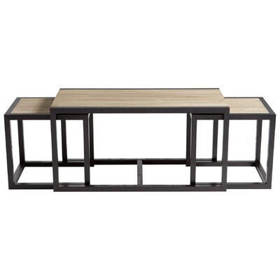 Melies 3 Piece Nesting Tables