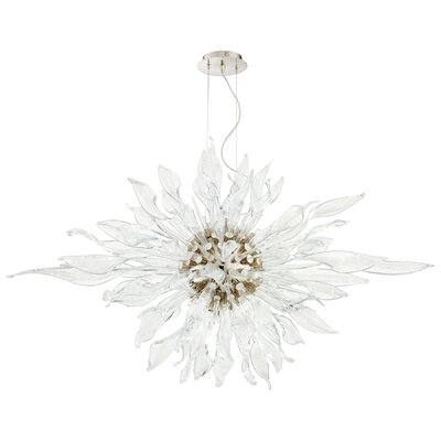 Jarvis 14-Light Crystal Pendant