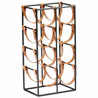 Brighton 8 Bottle Tabletop Wine Rack
