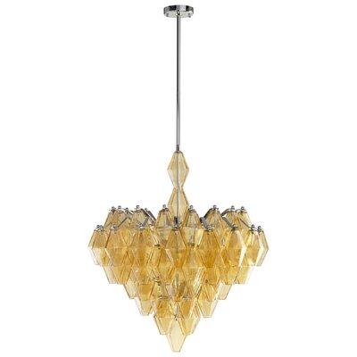 Large Boho 6-Light Pendant