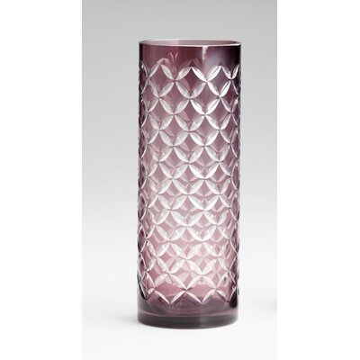 Large Isabella Vase in Purple
