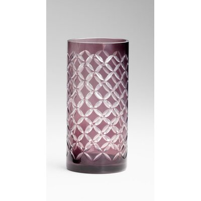 Small Isabella Vase in Purple