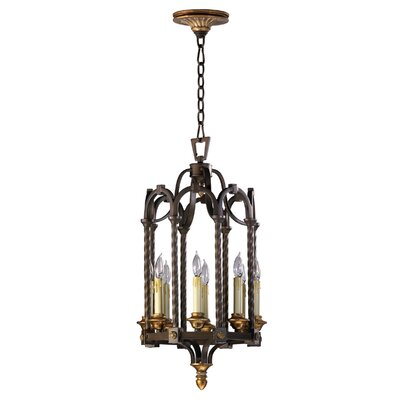 San Giorgio 8-Light Foyer Pendant