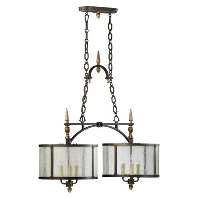 San Giorgio 6-Light Kitchen Island Pendant