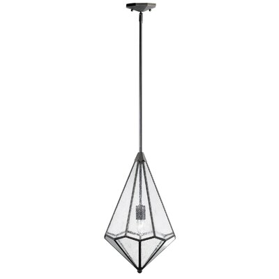 1-Light Mini Pendant Finish: Stainless Steel