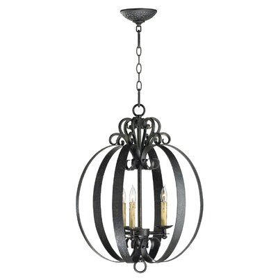 Juliana 3-Light Globe Pendant