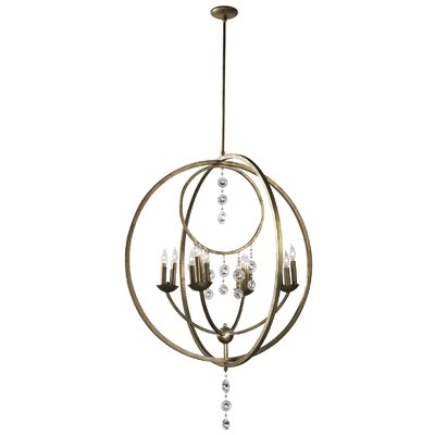 Emilia 16-Light Globe Pendant