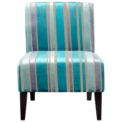 Ms. Stripy Slipper Chair