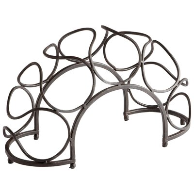 Bridge 5 Bottle Tabletop Wine Rack