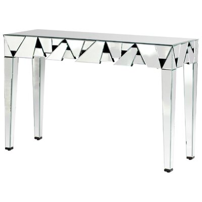 Shattered Obsession Console Table