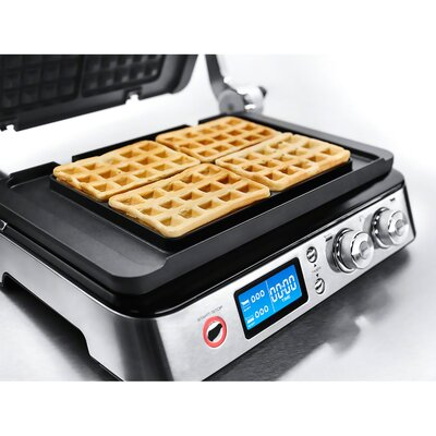 Livenza Waffle Plates for Electric All-Day Grill DLSK152