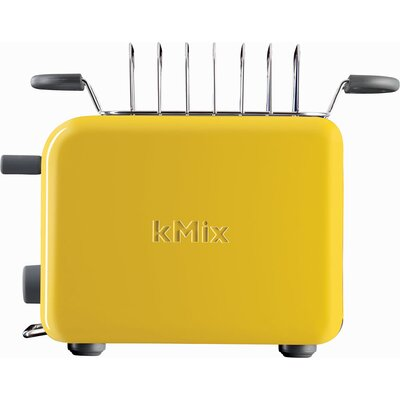 kMix 2-Slice Toaster in Yellow
