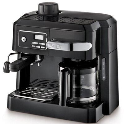 DeLonghi Combination Coffee & Espresso Maker DLOBCO320T