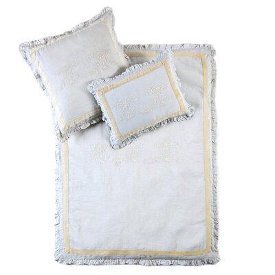 Belle Crib Duvet Cover