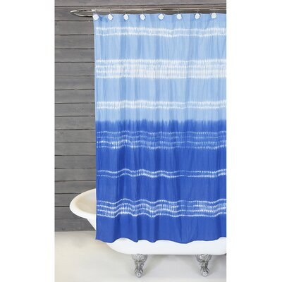 Shaya Cotton Shower Curtain