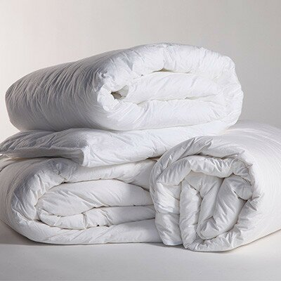Spring Weight Down Duvet Insert Size: King