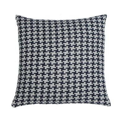 Gwen Linen Pillow Cover Color: Navy