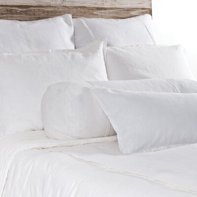 Louwie Boudoir Sham Color: White