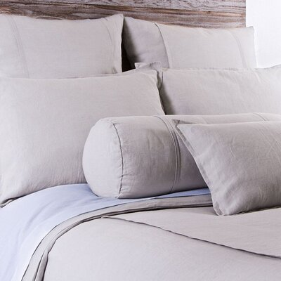Louwie Bolster Sham Color: Flax