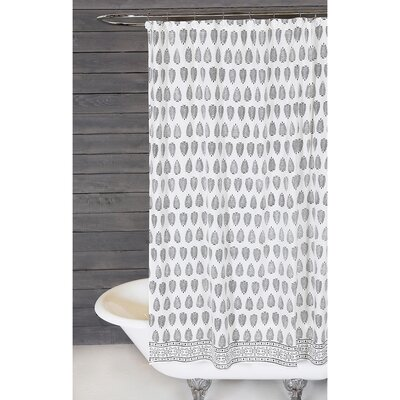 Kiara Cotton Shower Curtain