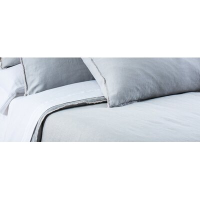 Blair Duvet Cover Size: King, Color: Ocean