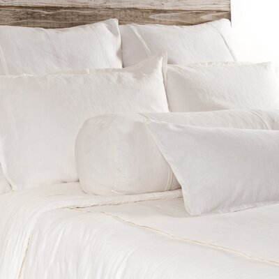 Louwie Bolster Sham Color: Cream