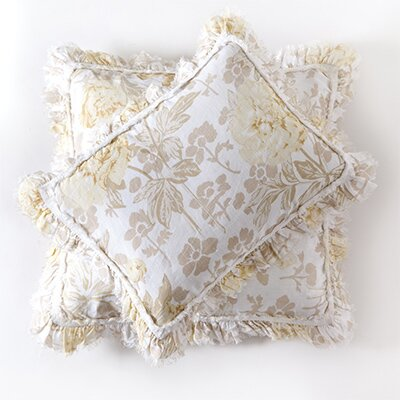 Sofia Linen Pillow Cover