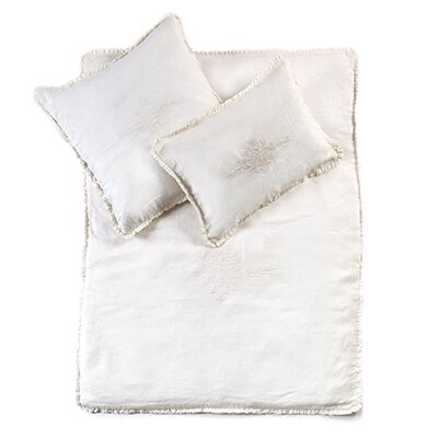 Classica Decorative Sham Color: Cream