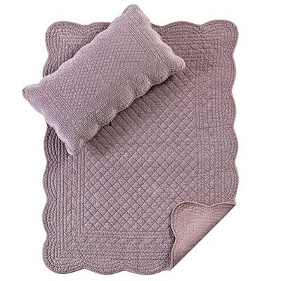 Juliet Baby Sham Color: Lilac