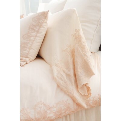 Grace Pillow Case Color: Powder Blue
