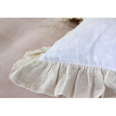 Celeste Crib Duvet Color: White / Cream