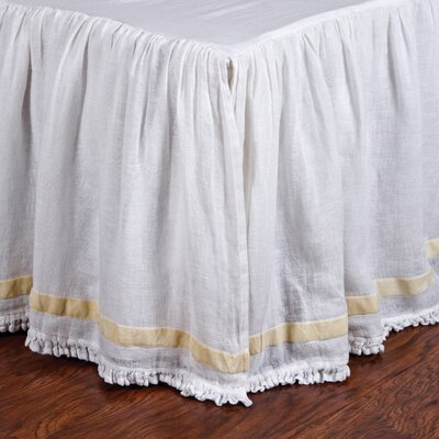 Belle Crib Bed Skirt
