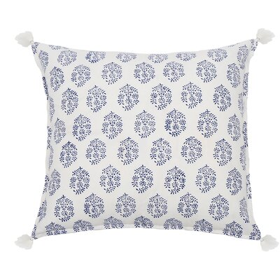 Fena Cotton Throw Pillow