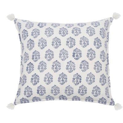 Fena Cotton Throw Pillow