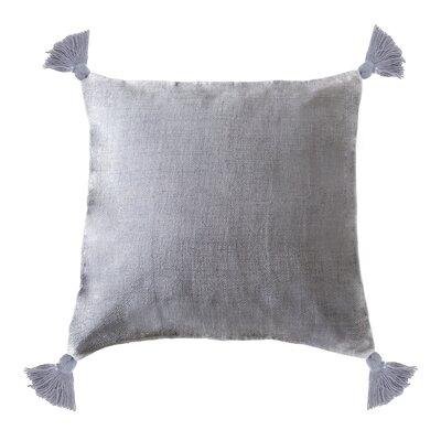 Montauk Linen Pillow Cover Color: Ocean