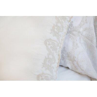 Grace Pillow Case Color: Powder Blue
