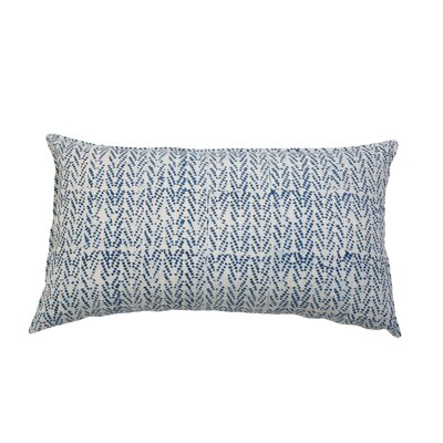 Dots 100% Cotton Lumbar Pillow