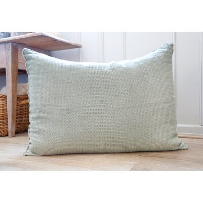 Venice Linen Throw Pillow Color: Ocean