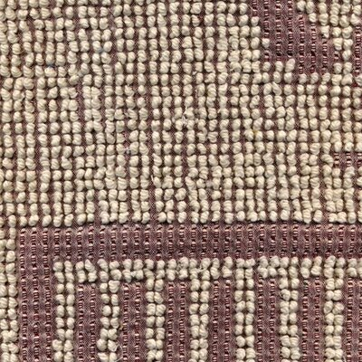 John Adams Bedspread Color: Maroon, Size: Twin
