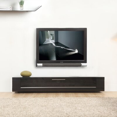 Editor Remix TV Stand Color: Matte Black