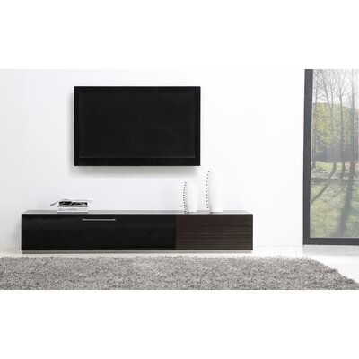 Producer TV Stand Finish: Ebony