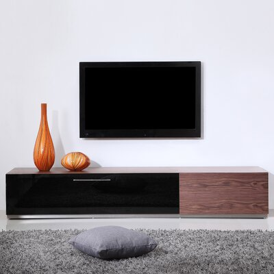 Producer 80 TV Stand Color: Walnut