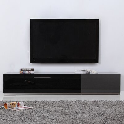 Producer 80 TV Stand Color: Grey