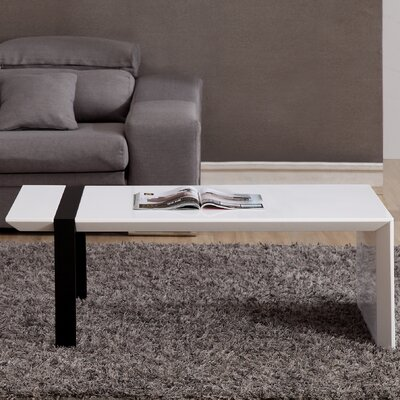 Director Coffee Table Base Color: Black