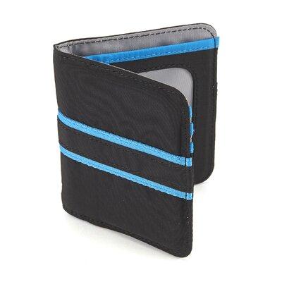 Lug Orange Label Tailback Pocket Wallet - Color: Midnight Black at Sears.com
