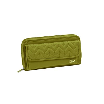 Lug Quick Step Wallet - Color: Grass Green at Sears.com