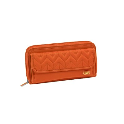 Lug Quick Step Wallet - Color: Sunset Orange at Sears.com