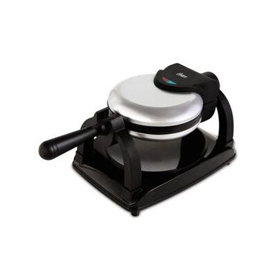 Flip Waffle Maker With Steel Iron Plates